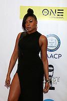 LOS ANGELES - FEB 11:  Taraji P Henson at the 48th NAACP Image Awards Arrivals at Pasadena Conference Center on February 11, 2017 in Pasadena, CA