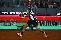 2017 Mutua Madrid Open <br /> <br /> 3rd-djokovic : f.lopez 6:4 7:5
