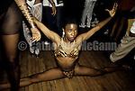 1988:   Drag ball in Harlem, New York City in 1988.