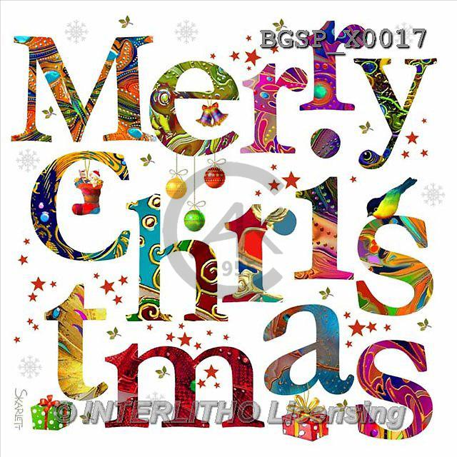 Skarlett, CHRISTMAS SYMBOLS, WEIHNACHTEN SYMBOLE, NAVIDAD SÍMBOLOS, paintings+++++,BGSPX0017,#XX#