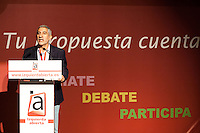 A new political party in Spain: Izquierda Abierta