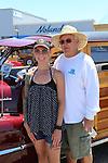 Bob Griffin & Pontiac woodie