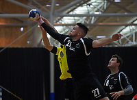 191207 Handball - New Zealand v Barbarians