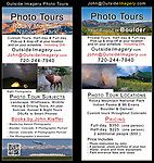 John Kieffer, through his website OutsideImagery.com, offers a wide range of photo services. <br />