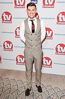 Kieron Richardson<br /> arriving for the TV Choice Awards 2017 at The Dorchester Hotel, London. <br /> <br /> <br /> &copy;Ash Knotek  D3303  04/09/2017