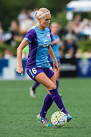 Allston, MA - Sunday July 31, 2016: Kaylyn Kyle during a regular season National Women's Soccer League (NWSL) match between the Boston Breakers and the Orlando Pride at Jordan Field.