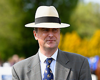 Clerk of the Course at Salisbury, Jeremy Martin during Afternoon Racing at Salisbury Racecourse on 16th May 2019
