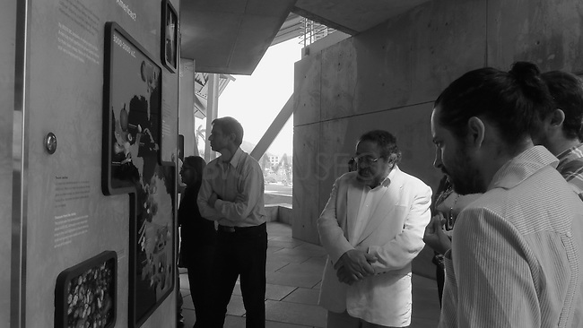 Visita del Dr. Walter Alva