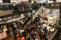 SÃO PAULO, SP, 02.06.2016 - GASTRONOMIA-SP - Vista do espaço gastronômico Eataly, em São Paulo na região oeste da cidade de São Paulo nesta quinta-feira, 02. (Foto: Vanessa Carvalho/Brazil Photo Press)