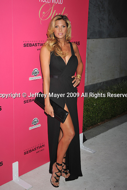 WESTWOOD, CA. - October 11: Candis Cayne arrives at the 6th Annual Hollywood Style Awards at the Armand Hammer Museum on October 11, 2009 in Los Angeles, California.