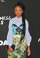www.acepixs.com<br /> <br /> March 1 2017, LA<br /> <br /> Skai Jackson arriving at the premiere of 'Before I Fall' at the Directors Guild Of America on March 1, 2017 in Los Angeles, California<br /> <br /> By Line: Peter West/ACE Pictures<br /> <br /> <br /> ACE Pictures Inc<br /> Tel: 6467670430<br /> Email: info@acepixs.com<br /> www.acepixs.com