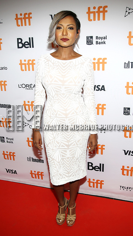 Kalista Zackhariyas attends the TIFF Soiree during the 2017 Toronto International Film Festival at TIFF Bell Lightbox on September 6, 2017 in Toronto, Canada.