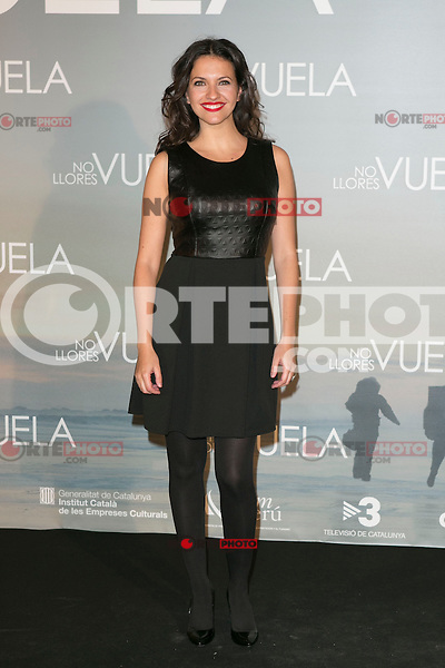 "Ana Ruiz attends Claudia´s Llosa ""No Llores Vuela"" movie premiere at Callao Cinema, Madrid,  Spain. January 21, 2015.(ALTERPHOTOS/)Carlos Dafonte) /NortePhoto<br />