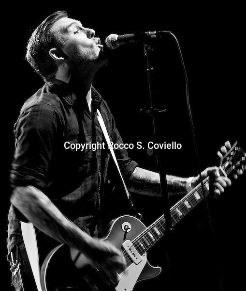 The Gaslight Anthem at Boston House of Blues