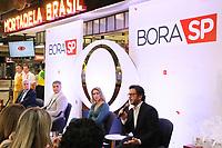 """São Paulo (SP), 31/07/2019 - Coletiva / Televisão / Bora SP -André Luiz Costa, Diretor Executivo de Jornalismo da Band, durante coletiva de imprensa de apresentação do telejornal """"Bora SP"""", nesta quarta-feira, 31. (Foto: Charles Sholl/Brazil Photo Press/Agencia O Globo) São Paulo"""