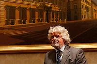 20130710 ROMA-POLITICA: BEPPE GRILLO INCONTRA LA STAMPA DOPO IL COLLOQUIO CON NAPOLITANO