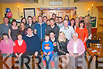 30TH BIRTHDAY: Billy Herbage, Oakview, Tralee (seated centre) celebrated his 30th birthday with many friends and family in Stokers Lodge on Saturday night.