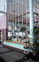 San Francisco:   Galaxy Theater, Lobby.   Photo '84.