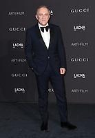 03 November 2018 - Los Angeles, California - Francois-Henri Pinault. 2018 LACMA Art + Film Gala held at LACMA.  <br /> CAP/ADM/BT<br /> &copy;BT/ADM/Capital Pictures