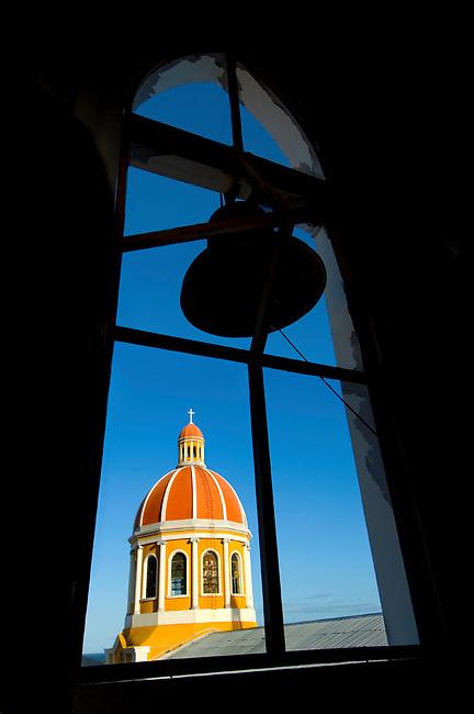 Nicaragua / Granada / Cathedral of Granada / Bell Tower