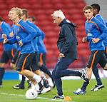 Holland coach Bert van Marwijk