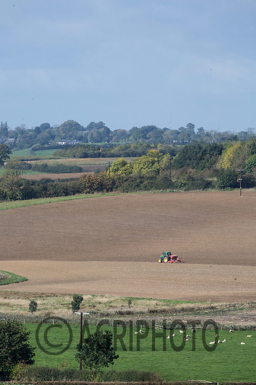 Drilling Winter cereals in Northamptonshire <br /> Picture Tim Scrivener 07850 303986<br /> &hellip;.covering agriculture in the UK&hellip;.