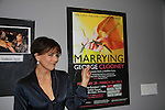 "As the World Turns' Colleen Zenk stars in ""Marrying George Clooney: Confessions from a Midlife Crisis"" on February 29, 2012 at Cap 21 America's Musical Thetre Conservatory & Theatre Company, New York City, New York.  (Photo by Sue Coflin/Max Photos)"