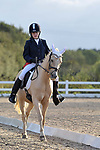 Stapleford Abbotts. United Kingdom. 06 October 2019. Arena 1. Essex Riding Club Winter Dressage & Combined Training Qualifiers. Brook Farm training centre. Essex. UK. Credit Ellen Szalai/Sportinpictures.~ 06/10/2019.  MANDATORY Credit Garry Bowden/SIP photo agency - NO UNAUTHORISED USE - 07837 394578