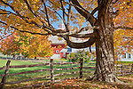 The Nichols farm in Hollis, NH, USA