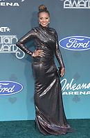 17 November 2019 - Las Vegas, NV - MC Lyte. 2019 Soul Train Awards Red Carpet Arrivals at Orleans Arena. Photo Credit: MJT/AdMedia