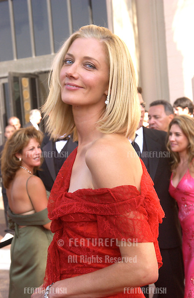JOELY RICHARDSON at the 2003 Primetime Creative Arts Emmy Awards at the Shrine Auditorium, Los Angeles..Sept 13, 2003
