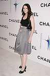 Michelle Trachtenberg arrives at Chanel's Launch of Highly Anticipated New Concept Boutique on Robertson Boulevard on May 29, 2008 in Los Angeles, California.