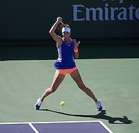ANA IVANOVIC (SRB)<br /> <br /> Tennis - BNP PARIBAS OPEN 2015 - Indian Wells - ATP 1000 - WTA Premier -  Indian Wells Tennis Garden  - United States of America - 2015<br /> &copy; AMN IMAGES
