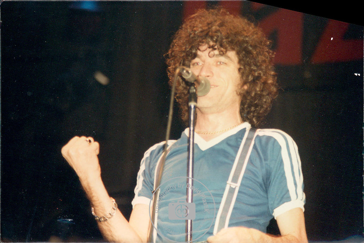 Nazareth, Dan McCafferty
