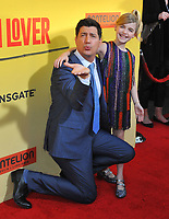 www.acepixs.com<br /> <br /> April 26 2017, LA<br /> <br /> Ken Marino and McKenna Grace arriving at the premiere of 'How To Be A Latin Lover' at the ArcLight Cinemas Cinerama Dome on April 26, 2017 in Hollywood, California. <br /> <br /> By Line: Peter West/ACE Pictures<br /> <br /> <br /> ACE Pictures Inc<br /> Tel: 6467670430<br /> Email: info@acepixs.com<br /> www.acepixs.com