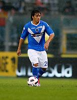 17-10-2010 Brescia italia sport calcio<br /> Brescia-Udinese Calcio Serie A<br /> nella foto Gilberto Martinez<br /> foto Prater/Insidefoto