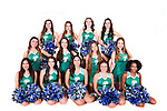 Tulane Shockwave Dance Team, Fall 2016 Photoshoot.