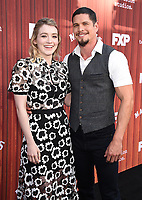 "HOLLYWOOD - MAY 29: Sarah Bolger and JD Pardo attend the FYC event for FX's ""Mayans M.C."" at Neuehouse Hollywood on May 29, 2019 in Hollywood, California. (Photo by Frank Micelotta/FX/PictureGroup)"