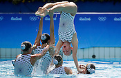 Olympic Synchronized Swimming Gallery