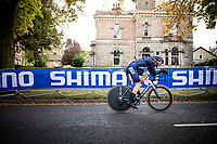 Quinn Simmons (USA)<br /> Men Junior Individual Time Trial<br /> <br /> 2019 Road World Championships Yorkshire (GBR)<br /> <br /> ©kramon