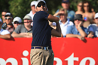 Pablo Larrazabal (ESP) on the third day of the DUBAI WORLD CHAMPIONSHIP presented by DP World, Jumeirah Golf Estates, Dubai, United Arab Emirates.Picture Denise Cleary www.golffile.ie