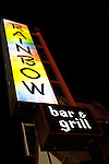 Rainbow Bar & Grill on the Sunset Strip, West Hollywood, CA at night