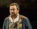 London, UK. 29.11.2013. CANDIDE opens at the Menier Chocolate Factory, directed by Matthew White and choreographed by Adam Cooper. Picture shows: James Dreyfus (Dr Pangloss). Photograph © Jane Hobson.