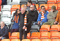 Blackpool fans enjoy the pre-match atmosphere <br /> <br /> Photographer Kevin Barnes/CameraSport<br /> <br /> The EFL Sky Bet League One - Blackpool v Plymouth Argyle - Saturday 30th March 2019 - Bloomfield Road - Blackpool<br /> <br /> World Copyright © 2019 CameraSport. All rights reserved. 43 Linden Ave. Countesthorpe. Leicester. England. LE8 5PG - Tel: +44 (0) 116 277 4147 - admin@camerasport.com - www.camerasport.com