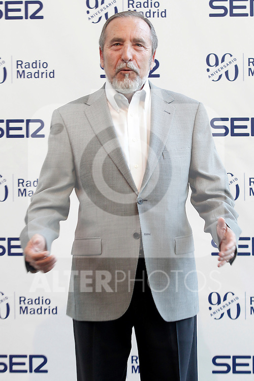 "The spanish politician and former mayor of the city of Madrid Juan Barranco during the Gala ""Contigo"" in celebration of the 90th anniversary of Radio Madrid Cadena SER. June 2, 2015. (ALTERPHOTOS/Acero)"