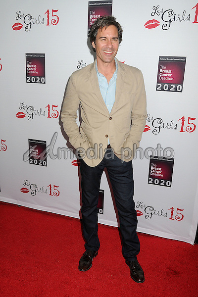 11 October 2015 - Hollywood, California - Eric McCormack. 15th Annual Les Girls Cabaret held at Avalon. Photo Credit: Byron Purvis/AdMedia
