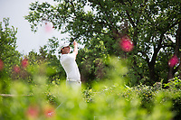 Emiliano Grillo (ARG) on the 17th during the 3rd round at the WGC Dell Technologies Matchplay championship, Austin Country Club, Austin, Texas, USA. 24/03/2017.<br /> Picture: Golffile | Fran Caffrey<br /> <br /> <br /> All photo usage must carry mandatory copyright credit (&copy; Golffile | Fran Caffrey)