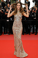 "Izabel Goulart at the ""Burning"" premiere during the 71st Cannes Film Festival at the Palais des Festivals on May 16, 2018 in Cannes, France. Credit: John Rasimus / Media Punch ***FRANCE, SWEDEN, NORWAY, DENARK, FINLAND, USA, CZECH REPUBLIC, SOUTH AMERICA ONLY***"