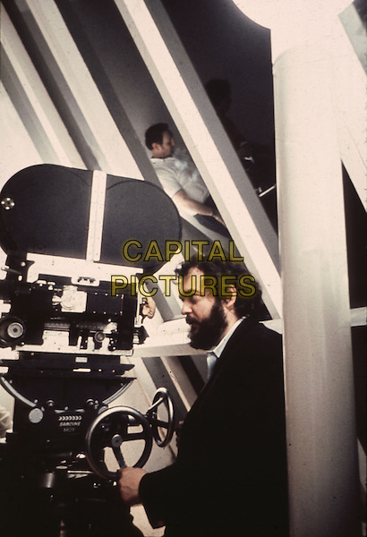 STANLEY KUBRICK (DIRECTOR).on the set of A Clockwork Orange (1971) .*Filmstill - Editorial Use Only*.CAP/STF/PEL.Supplied by Capital Pictures.