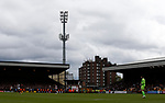 General view of block of flats overlooking Vale Park during the English League One match at Vale Park Stadium, Port Vale. Picture date: April 14th 2017. Pic credit should read: Simon Bellis/Sportimage